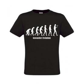 Evolution, T-Shirt (black)