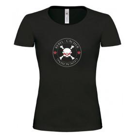 T-shirt - Rebel Cacher - Woman