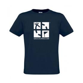 Groundspeak Logo, T-Shirt (blue)