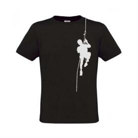 Black Edition T-shirt für Kletterer