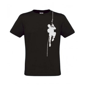 Black Edition T-shirt voor klimmers