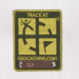 Trackable Patch Groen