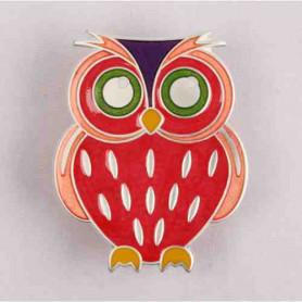 Owl Geocoin - Blossom