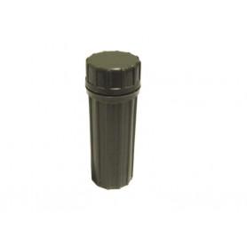Groene waterdichte container