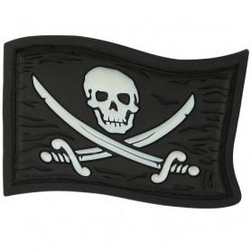 Maxpedition - Badge  Jolly Roger - Glow