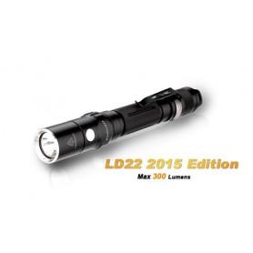 Fenix LD22 XP-G2 R5 - 2015 editie - 300 Lumen