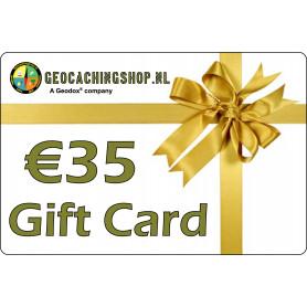 Credit voucher €35