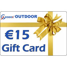 Credit voucher €15
