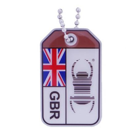 Travel Bug origins - United Kingdom