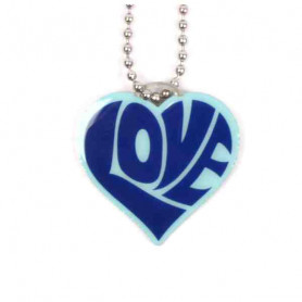 Love Tag - Blue