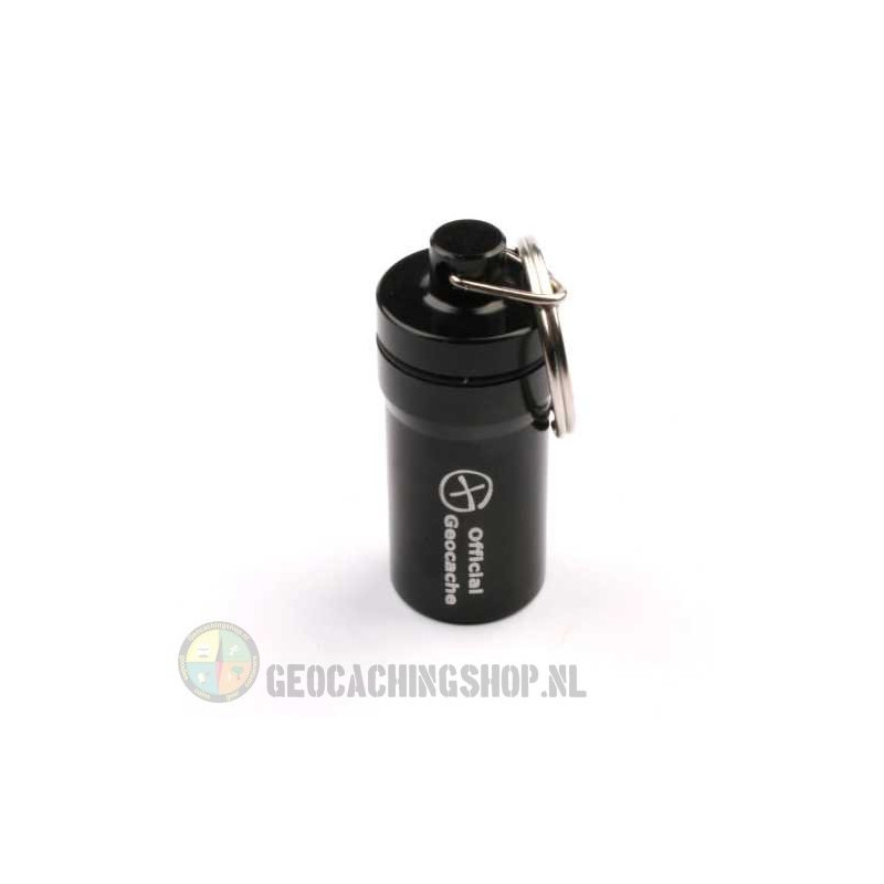 Micro container, zwart