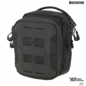 Maxpedition - AGR™ Advanced Gear Research: AUP™ Accordion Utility Pouch - black