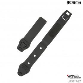 Maxpedition AGR TacTie 10.7 cm - Zwart