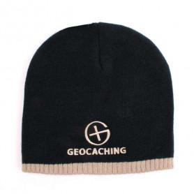 Geocaching  Knit Beanie - blue