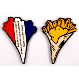 Caching & Fries - Nederland - Mayonaise