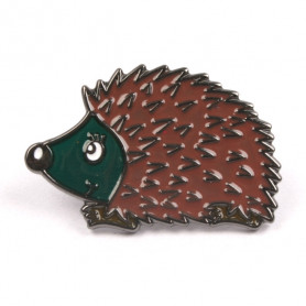 Hedgehog Pin - Provence Lavender