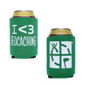Geocaching Coozy - Groen