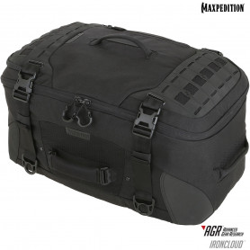 Maxpedition - AGR Ironcloud Adventure bag - Black