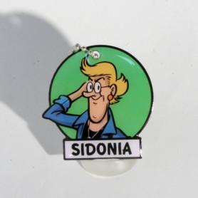 Tante Sidonia - Travel Tag