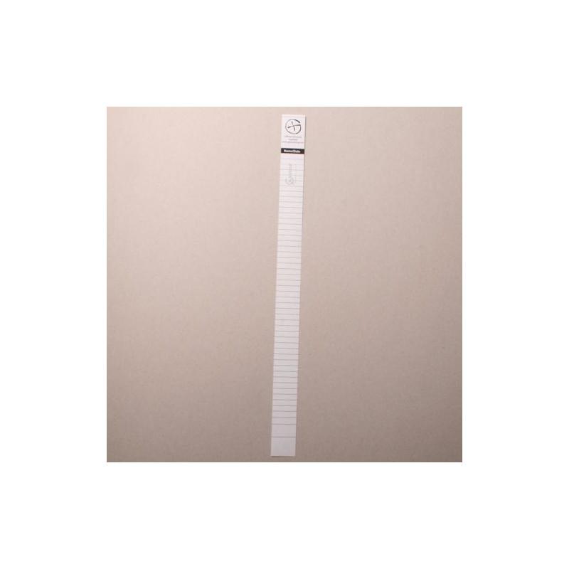 Logsheet waterproof 2 x 28 cm