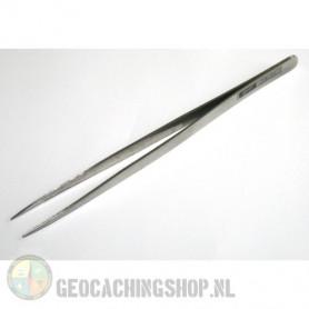 Tweezers, straight 14 cm