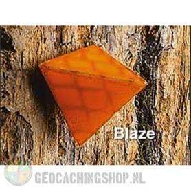 3D Fire Tacks Blaze-oranje (5 st)