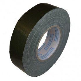 Duct tape - green - 38 mm x 50 m