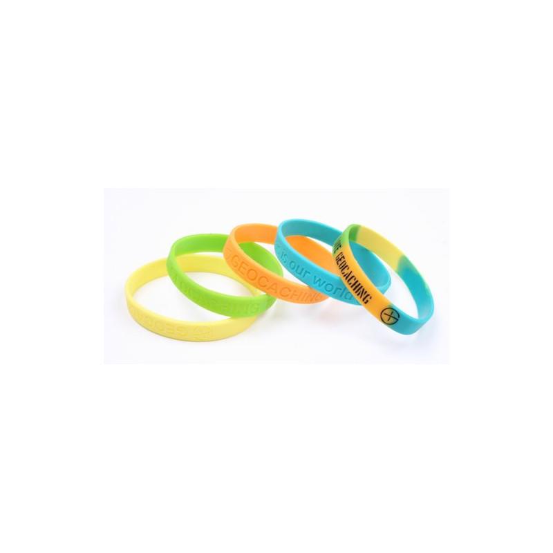 Wristband - assorti set of 5