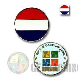 Country micro geocoin Nederland