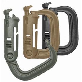 Maxpedition GRIMLOC™ Carabiner - black