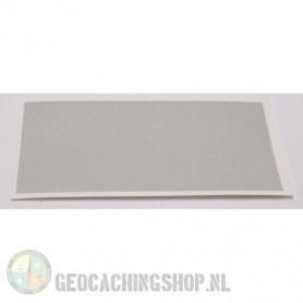 Reflector Foil 100 mm x 50 mm Wit/zilver