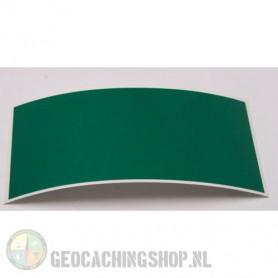 Reflector Foil 100 mm x 50 mm Green