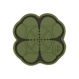 Maxpedition - Badge Lucky shot clover - Color