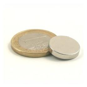 5 stuks 15 mm Rond x 3 mm Neodym Magneten