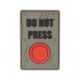Maxpedition - Patch Do not press - Swat