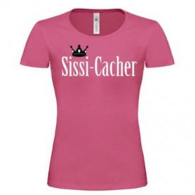 T-shirt - Sissi-Cacher (pink)