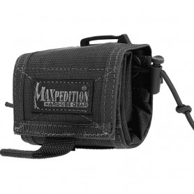Maxpedition - Rollypoly zwart