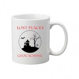 Coffee + tea Mug:  Lost places