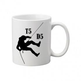 Coffee + tea Mug: T5 D5