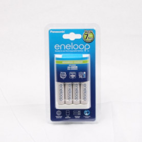 Eneloop BQ-CC17 AA 2000 4-Kit