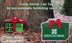 Ammobox Travelbug actie