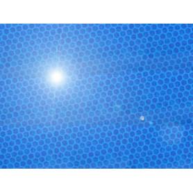 Reflexfolie, 20 cm2 (blauw)