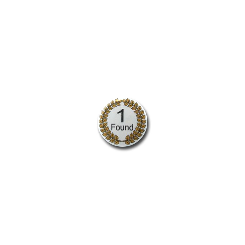 1 Found - Button, Achievement