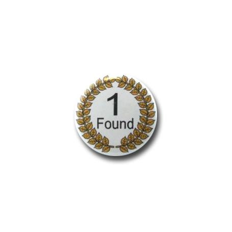 1 Found - Button, Achievement