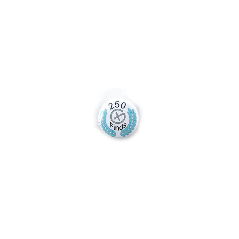 250 Finds - Achievement Button
