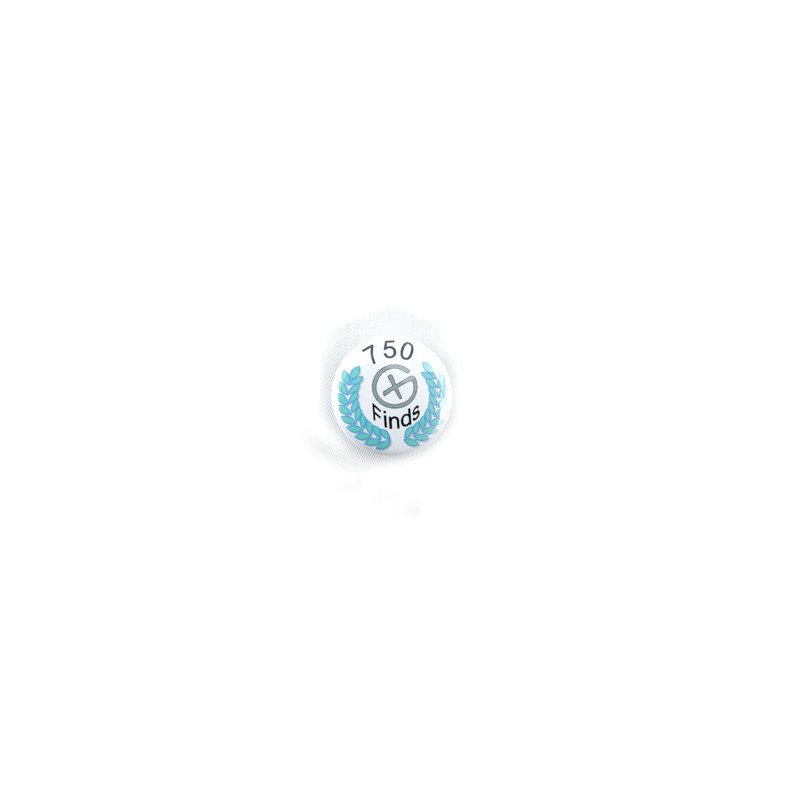 750 Finds - Achievement Button