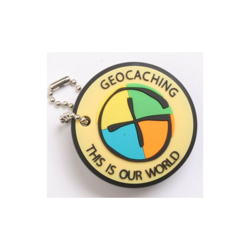 Geocaching: This is our world - hanger