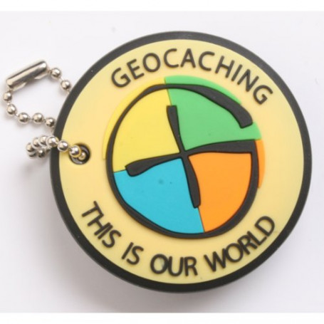 Geocaching: This is our World - Anhänger