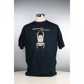 Travel Shirt - Kindermaat 134/146 - blauw