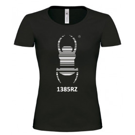 Travel Bug® - Woman Shirt (black)